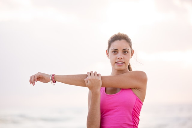 5 minutes of exercise can improve your mood